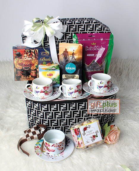 H. GOURMET HAMPERS