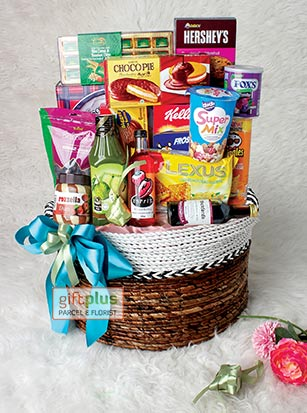 D.- Exotic Ramadhan Hamper