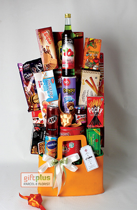 C. GOURMET HAMPERS