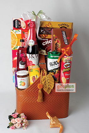 D. GOURMET HAMPERS
