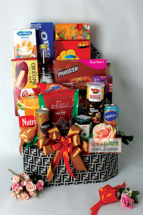 F. GOURMET HAMPERS