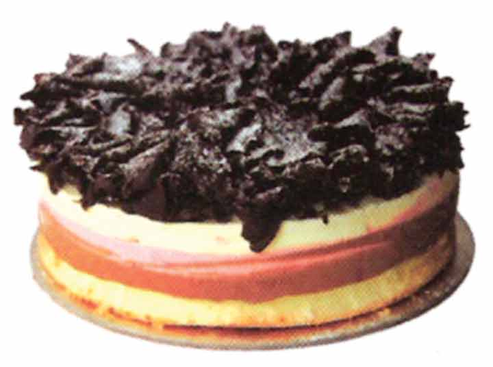 Tripple Cheese Cake